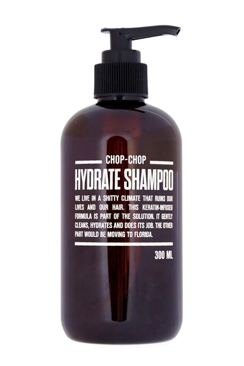 Chop-Chop Hydrate Shampoo, 300 ml шампунь indola hydrate shampoo 1 wash объем 300 мл