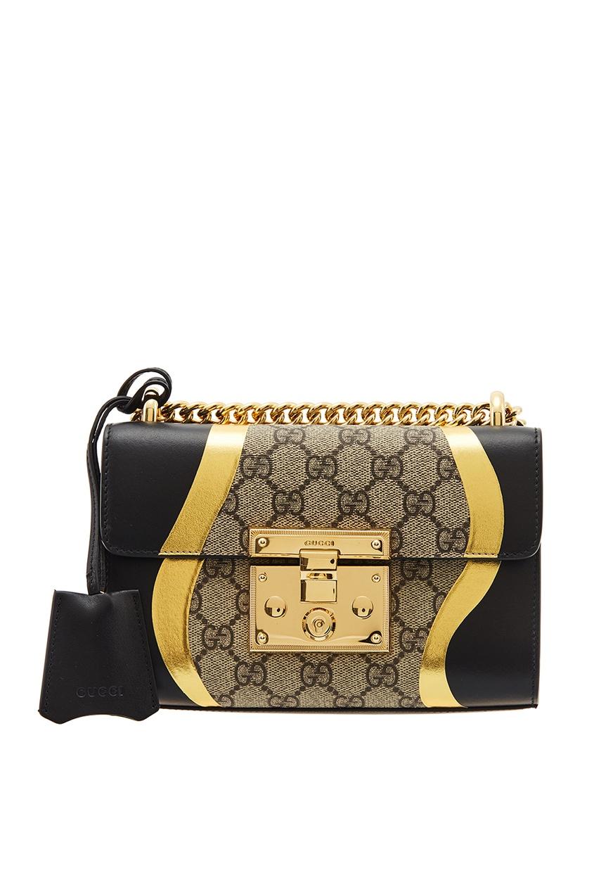 Gucci Мини-сумка с монограммами Osiride gucci повязка из сетки с монограммами