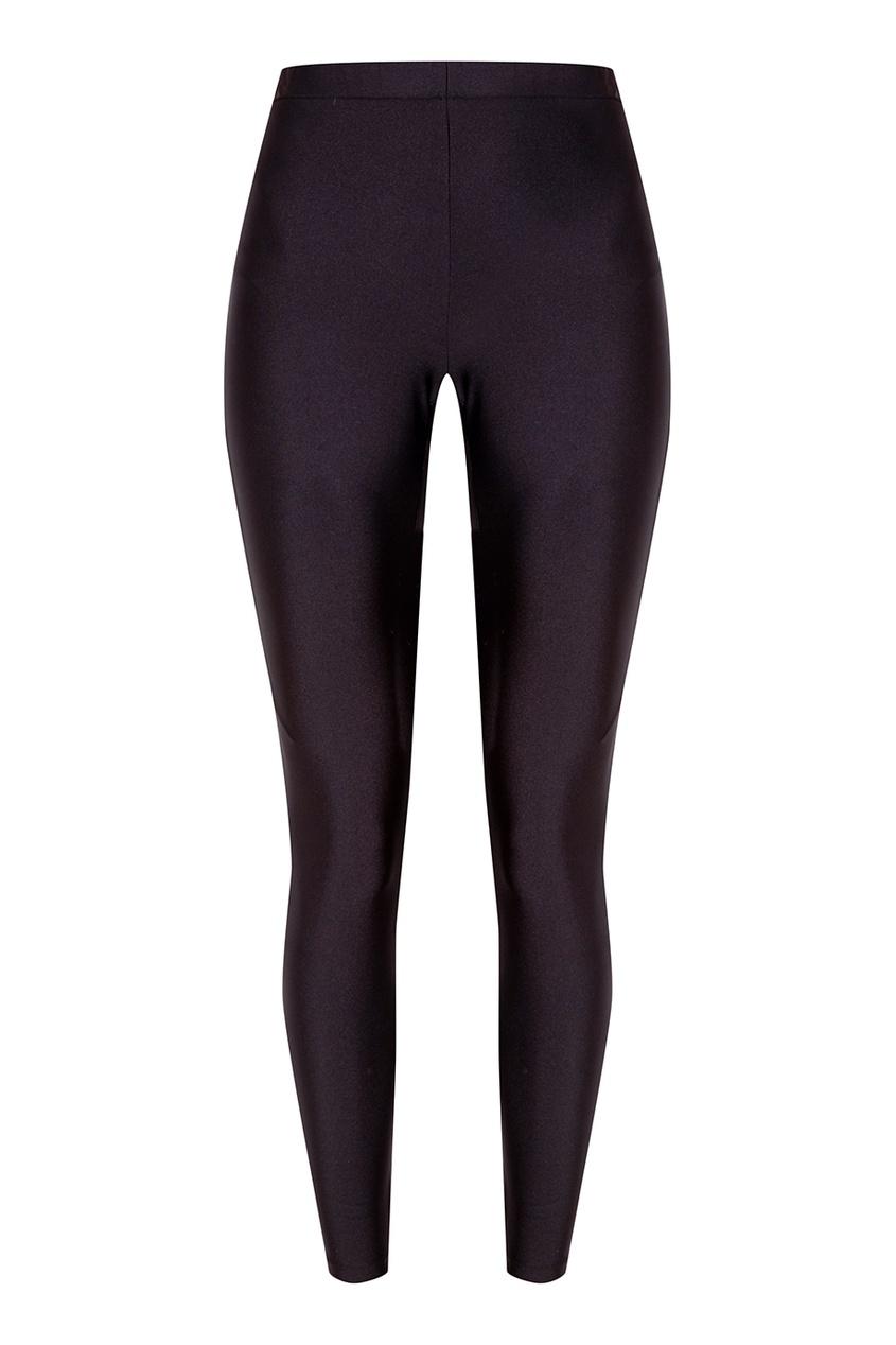 Gucci Черные брюки с лампасами gucci черные сапоги с эластичной деталью