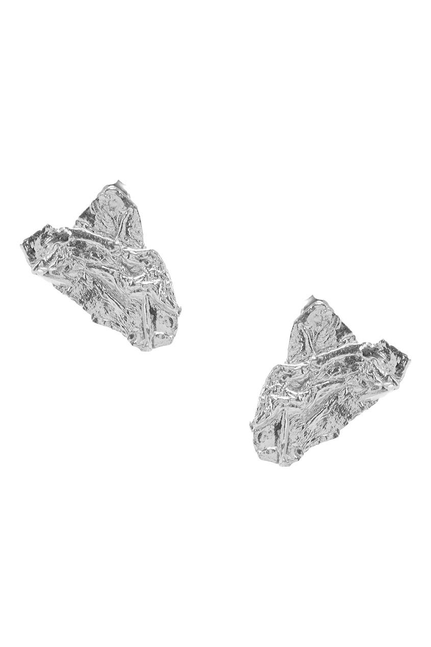 RINGSTONE Серьги из серебра серьги из серебра sokolov 77351