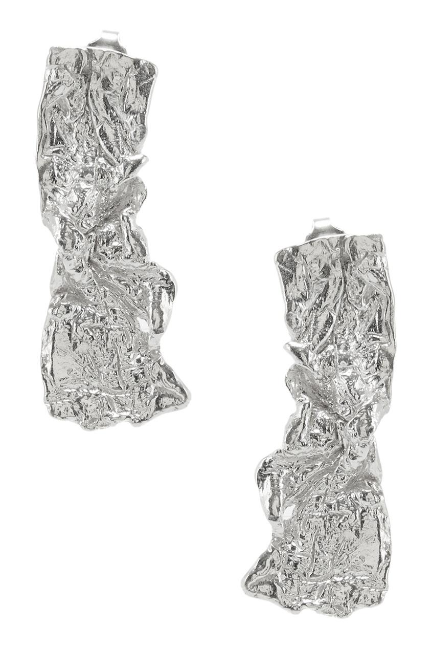 RINGSTONE Серьги-палочки из серебра серьги из серебра sokolov 77351