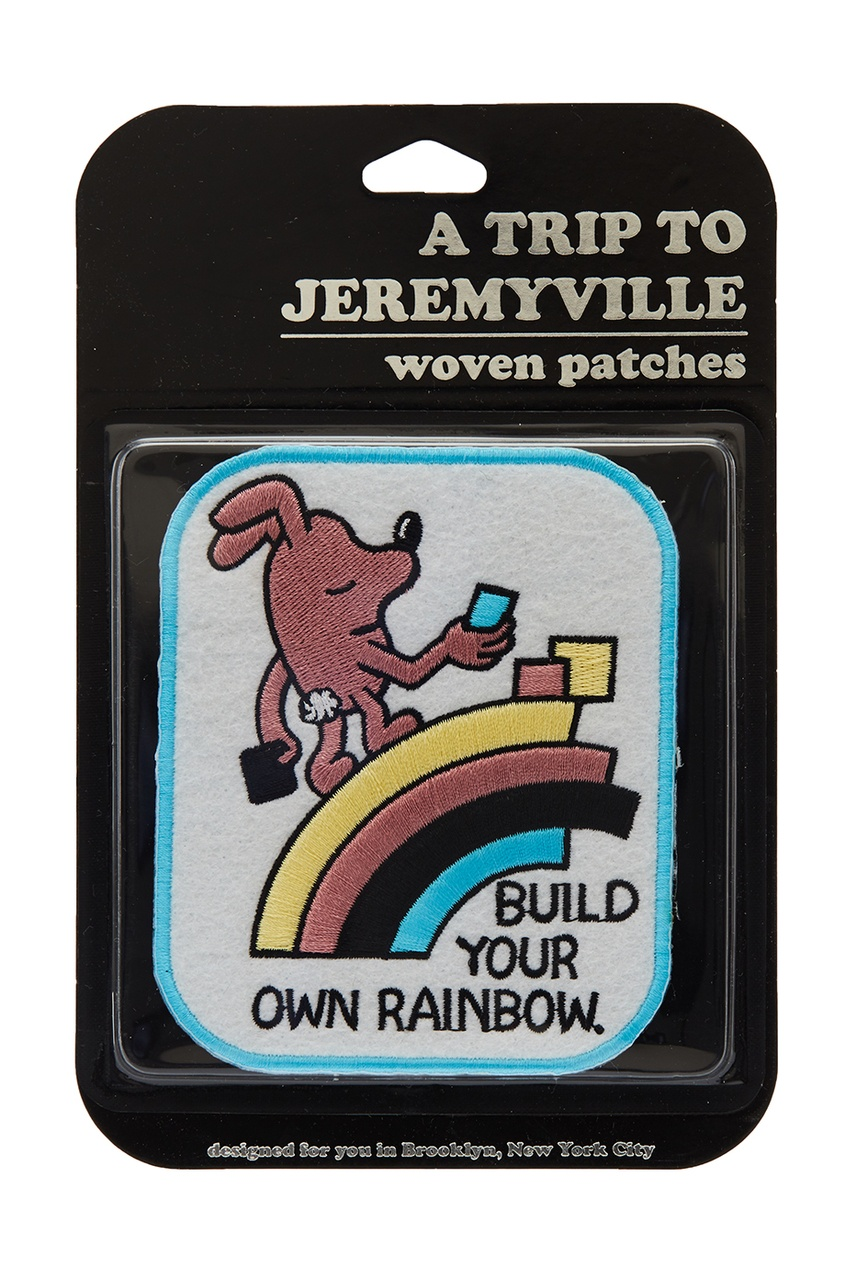 Наклейка Build your own rainbow от Jeremyville