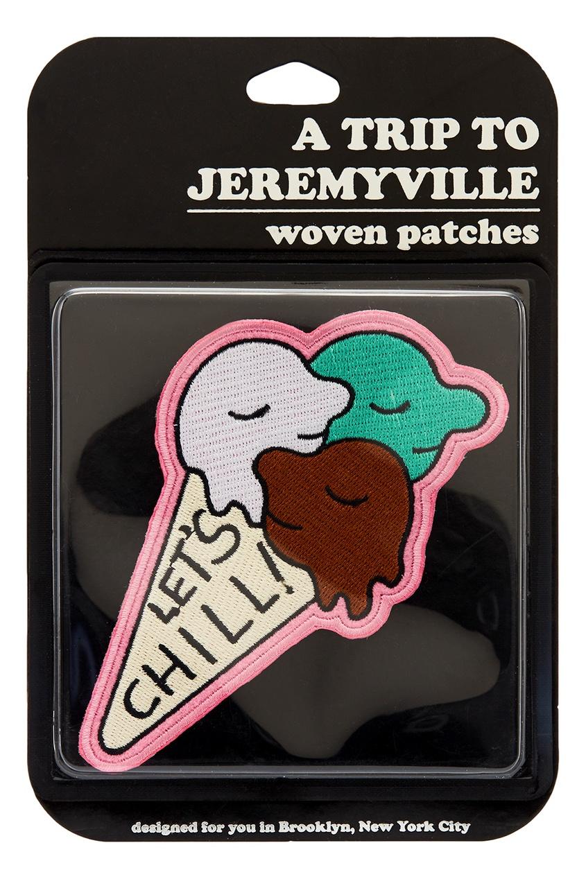Наклейка Let's Chill от Jeremyville