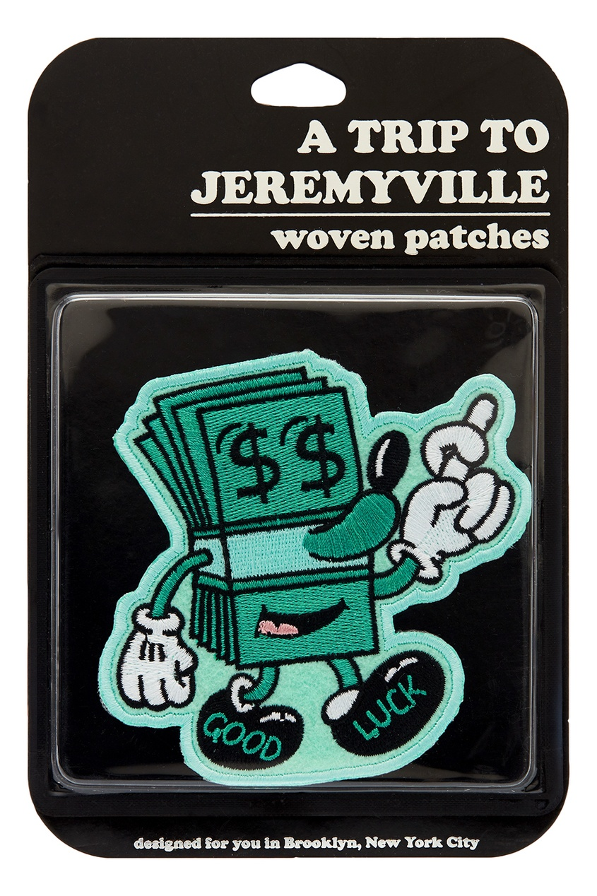 Наклейка Lucky Dollar от Jeremyville