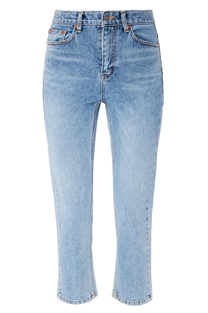 D.O.T.127 Укороченные голубые джинсы