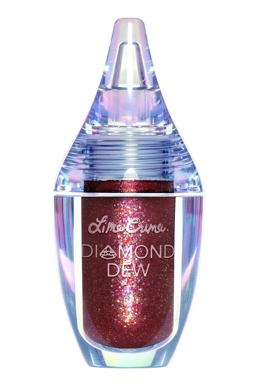 Жидкий глиттер для век Diamond Dew CHAMELEON, 14 ml