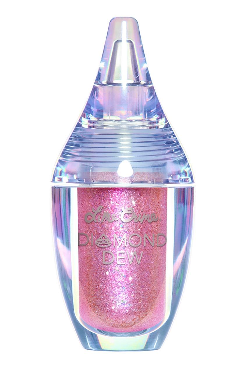 Жидкий глиттер для век Diamond Dew PARIS, 14 ml