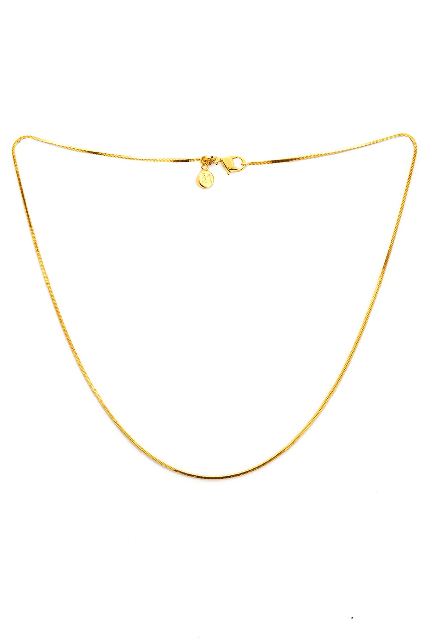 FREYWILLE Цепочка золотистого цвета цепочка