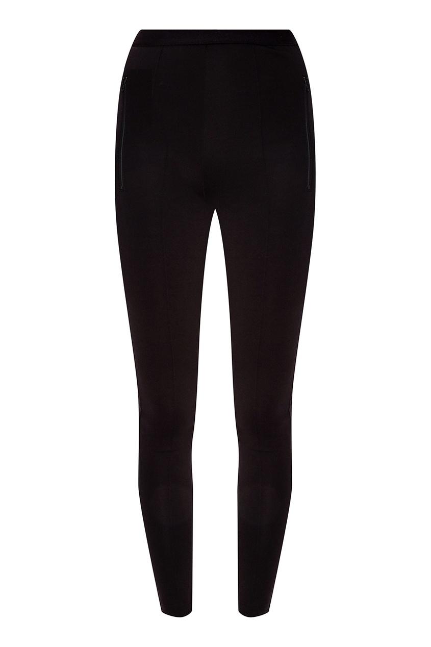 где купить Balenciaga Черные брюки со стрелками по лучшей цене