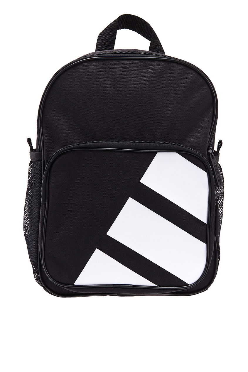 Adidas Черный рюкзак с контрастным принтом рюкзак adidas 0362