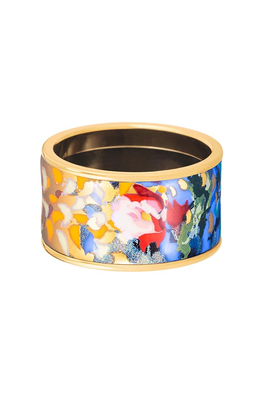 FREYWILLE Кольцо Дива Посвящение Клоду Моне, дизайн Оранжери