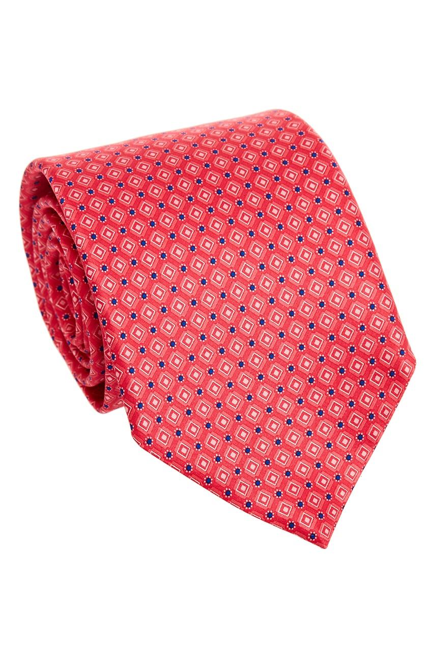 мужские галстуки и бабочки canali, розовые