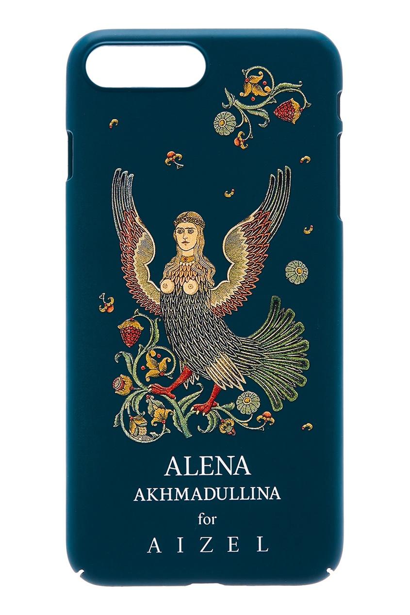 Alena Akhmadullina Зеленый чехол для iPhone 7/8 Plus