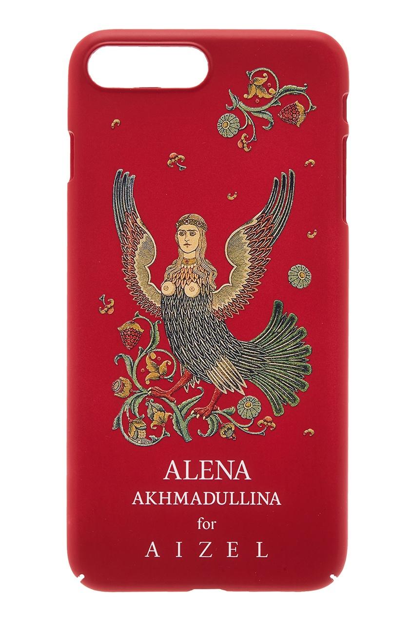 Alena Akhmadullina Красный чехол для iPhone 7/8 Plus