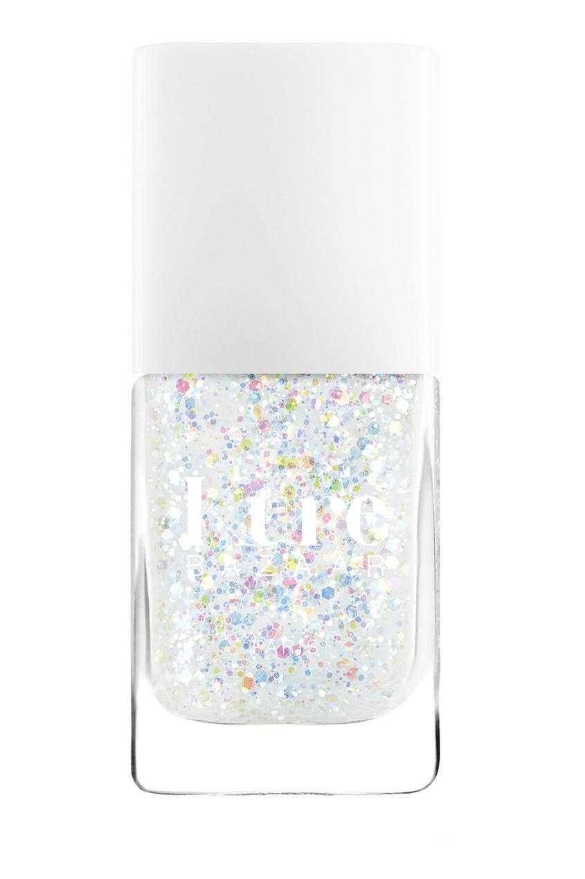 Лак для ногтей Crystal с блестками, 10 ml
