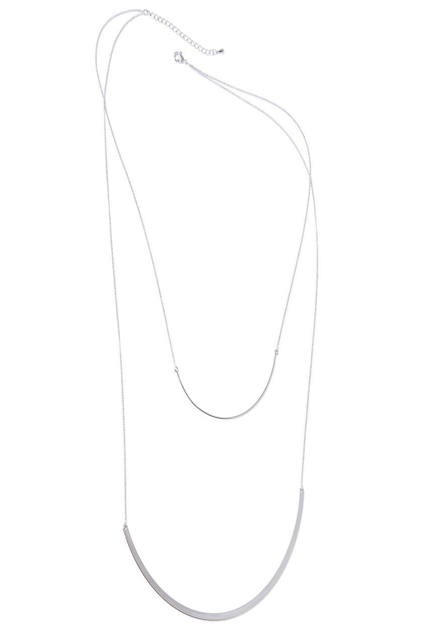 Lisa Smith Двойное колье с дугами