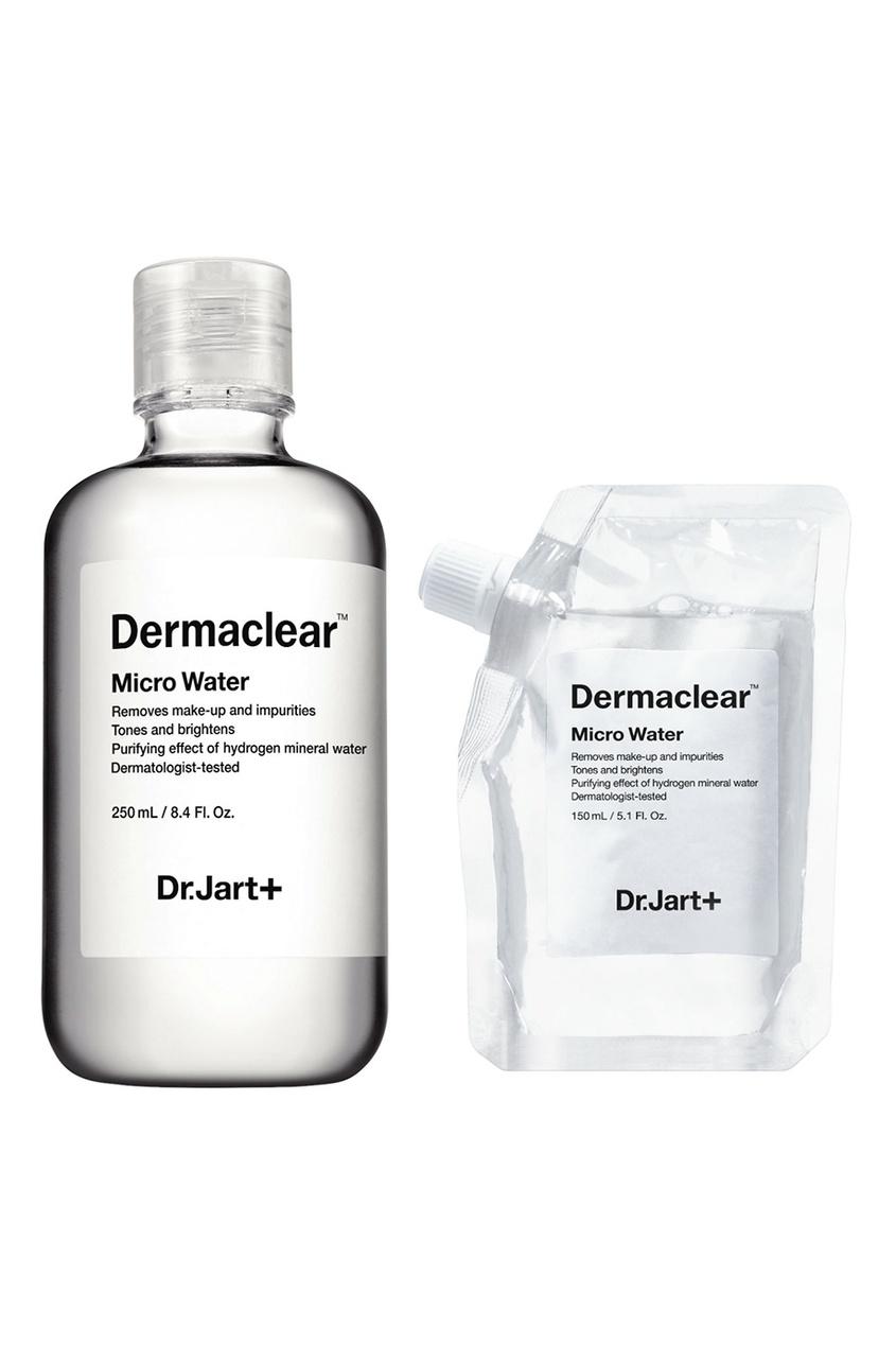 Dr.Jart+ Набор Dermaclear Micro Water, 250 ml + 150 ml