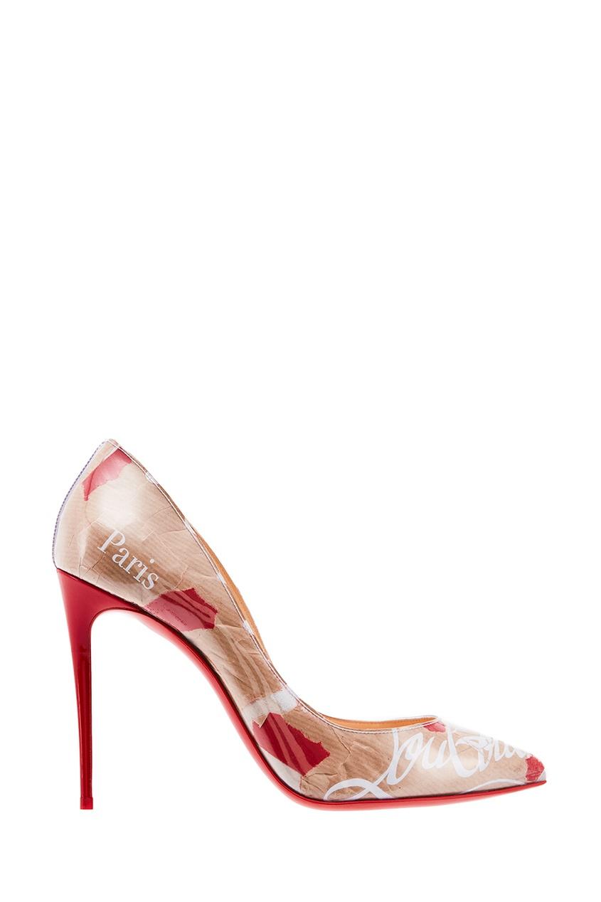 Туфли Christian Louboutin 15646599 от Aizel