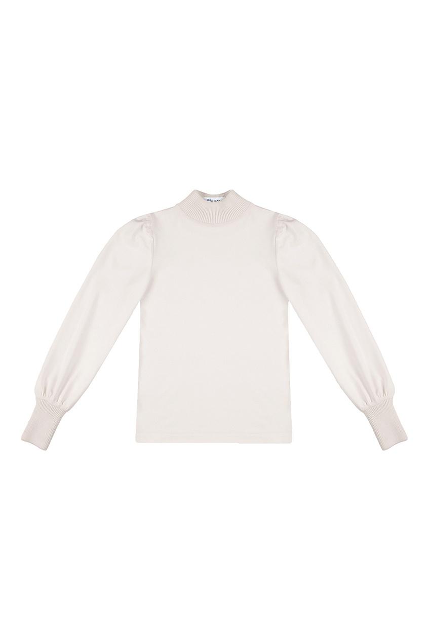 Jacote Белый свитер с широкими рукавами 30 degree vinyl cutter plotter blades 4200n mm2 hra93 for pcut pack of 5