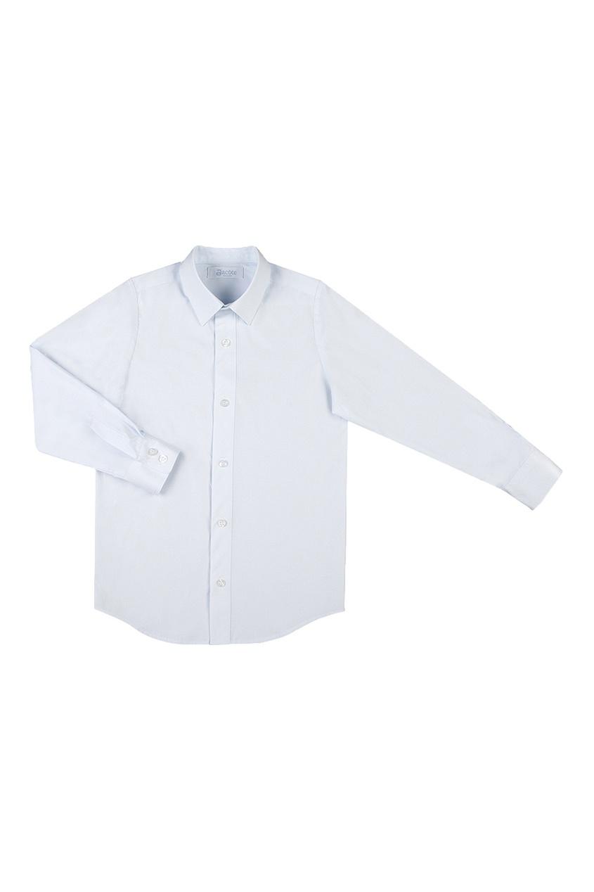 Jacote Голубая классическая рубашка
