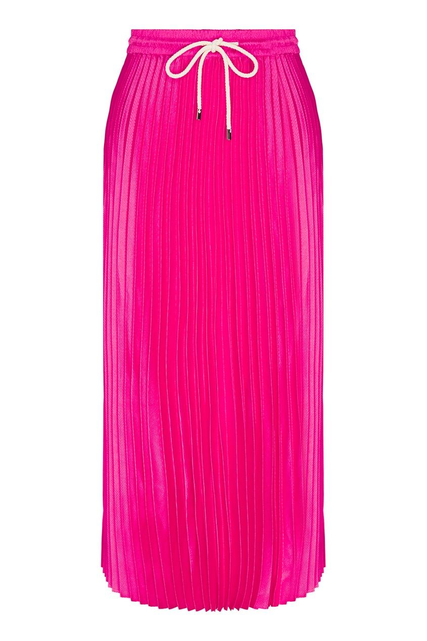 MO&Co Розовая плиссированная юбка юбка mo
