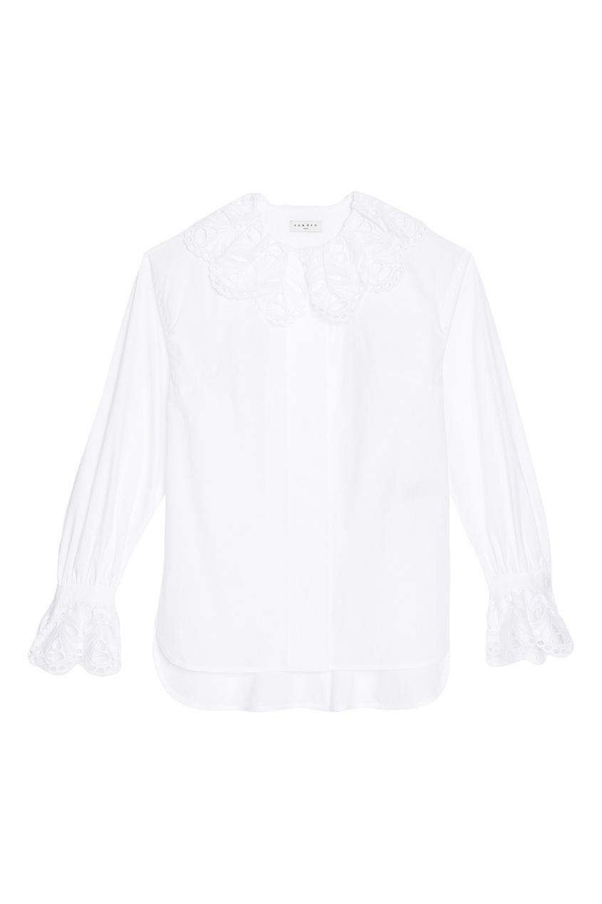 Блузка Sandro 10105589 от Aizel
