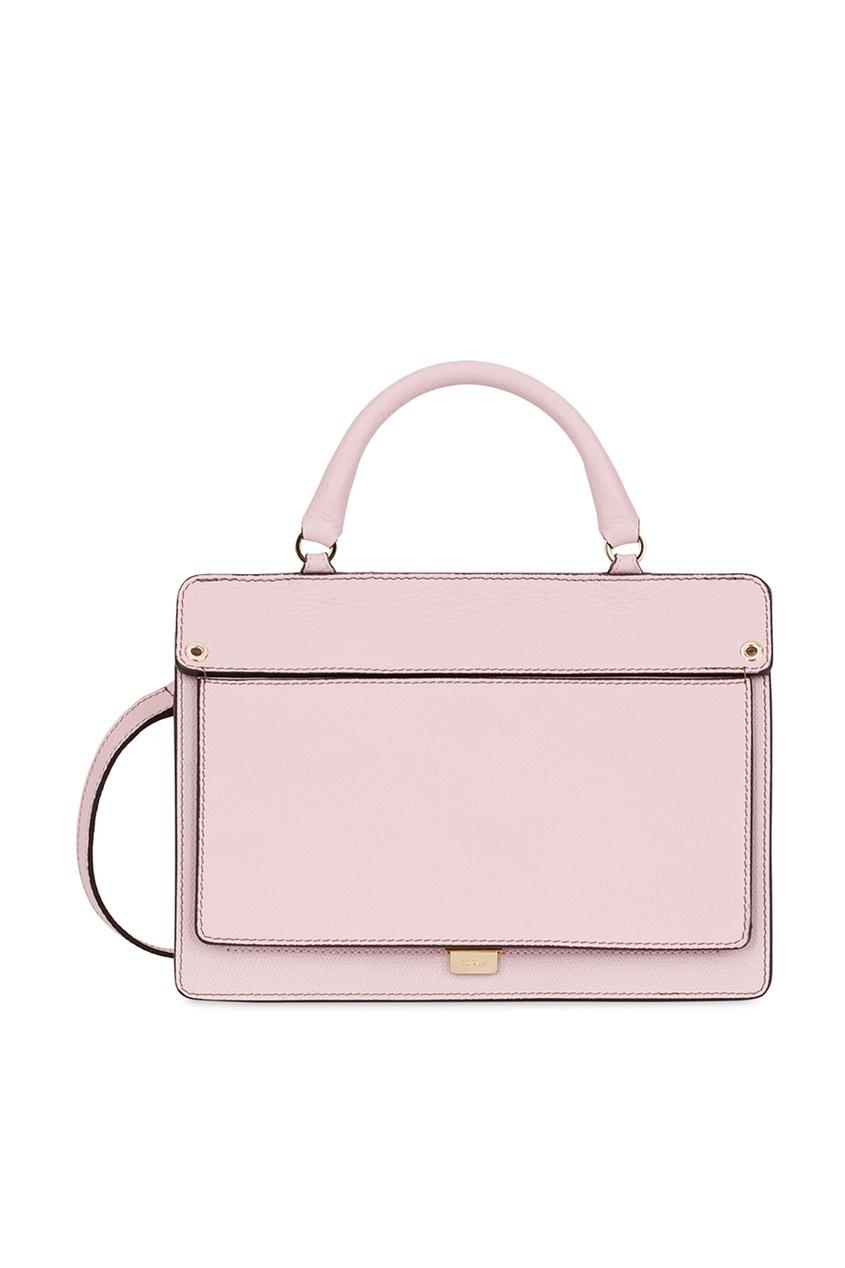 FURLA Розовая сумка-тоут Like сумка тоут grey oceans