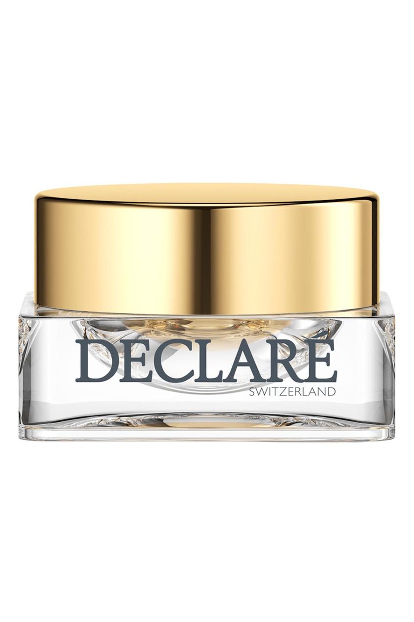 Declare Luxury Anti-Wrinkle Eye Cream Крем-люкс против морщин вокруг глаз с экстрактом черной икры, 15 ml declare восстанавливающий гель для кожи вокруг глаз с массажным эффектом perfect eye fluid 15 мл