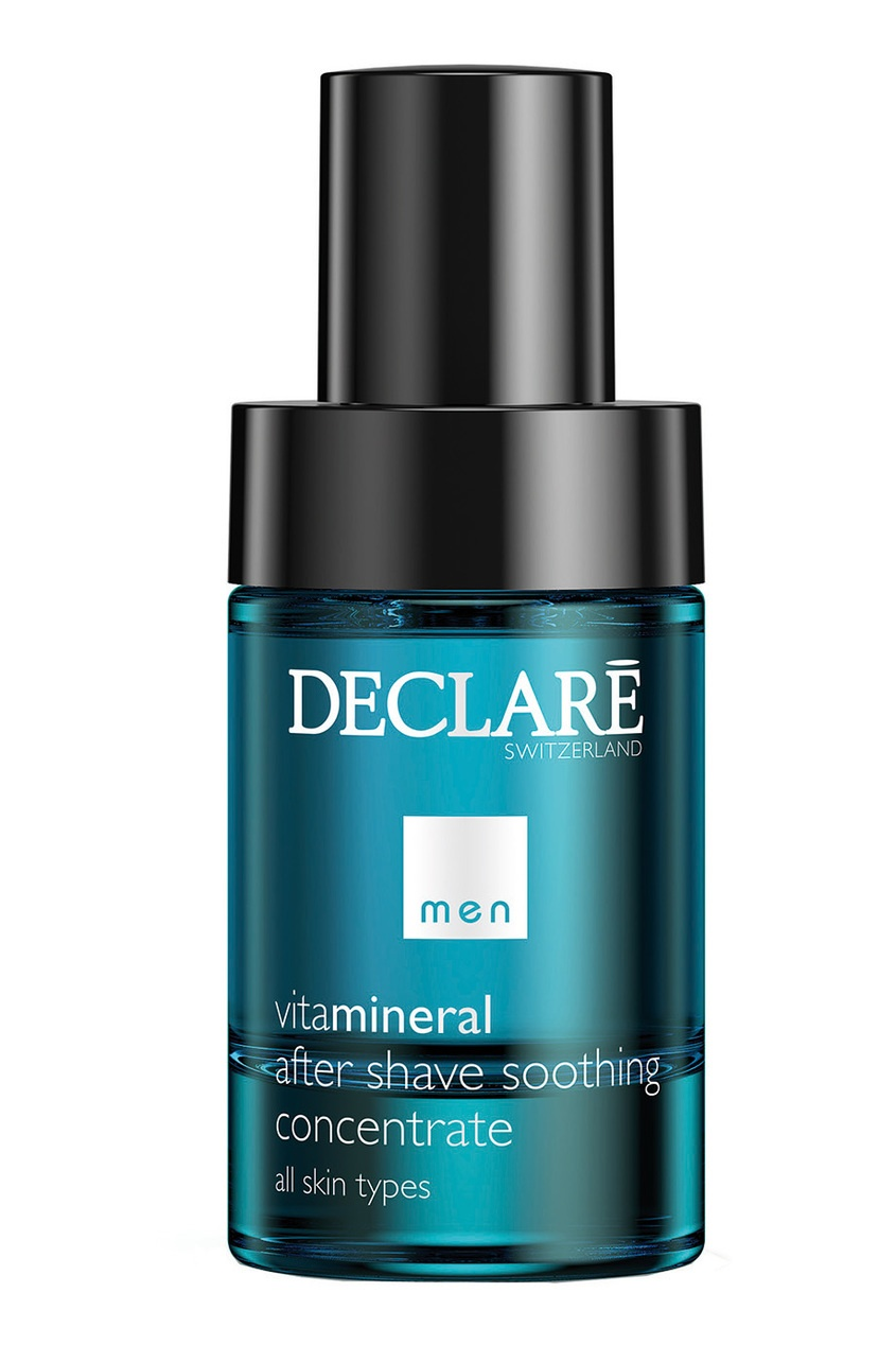 Declare After Shave Soothing Concentrate Успокаивающий концентрат после бритья, 50 ml declare концентрат успокаивающий after shave soothing concentrate объем 50 мл