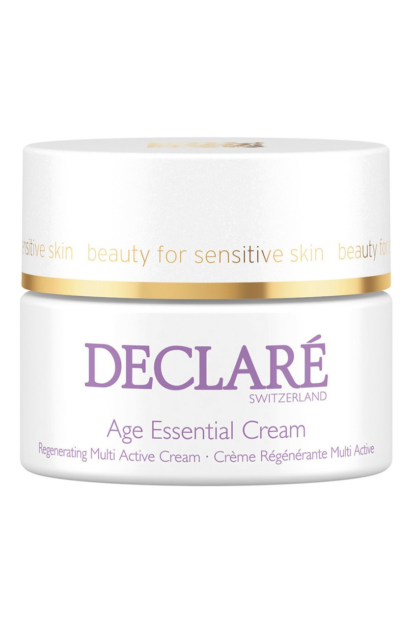 Declare Age Essential Cream Регенерирующий крем для лица комплексного действия, 50 ml collins essential chinese dictionary