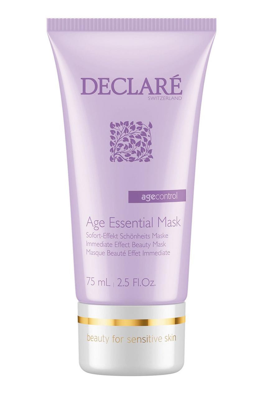 Declare Age Essential Mask Омолаживающая экспресс-маска для лица, 75 ml reneve концентрированная омолаживающая маска reneve noage absolute concentrated anti age mask r139vv 100 мл