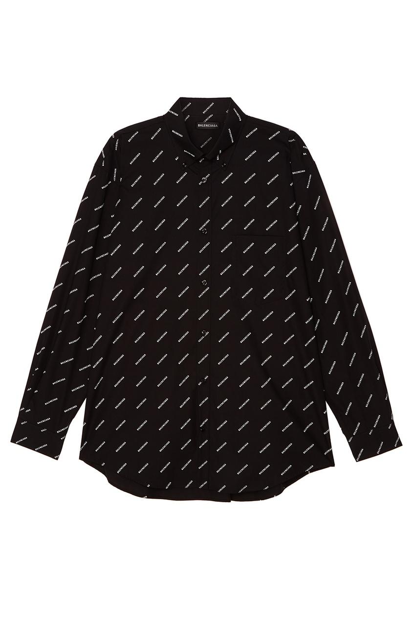 Рубашка Balenciaga Man 15645067 от Aizel