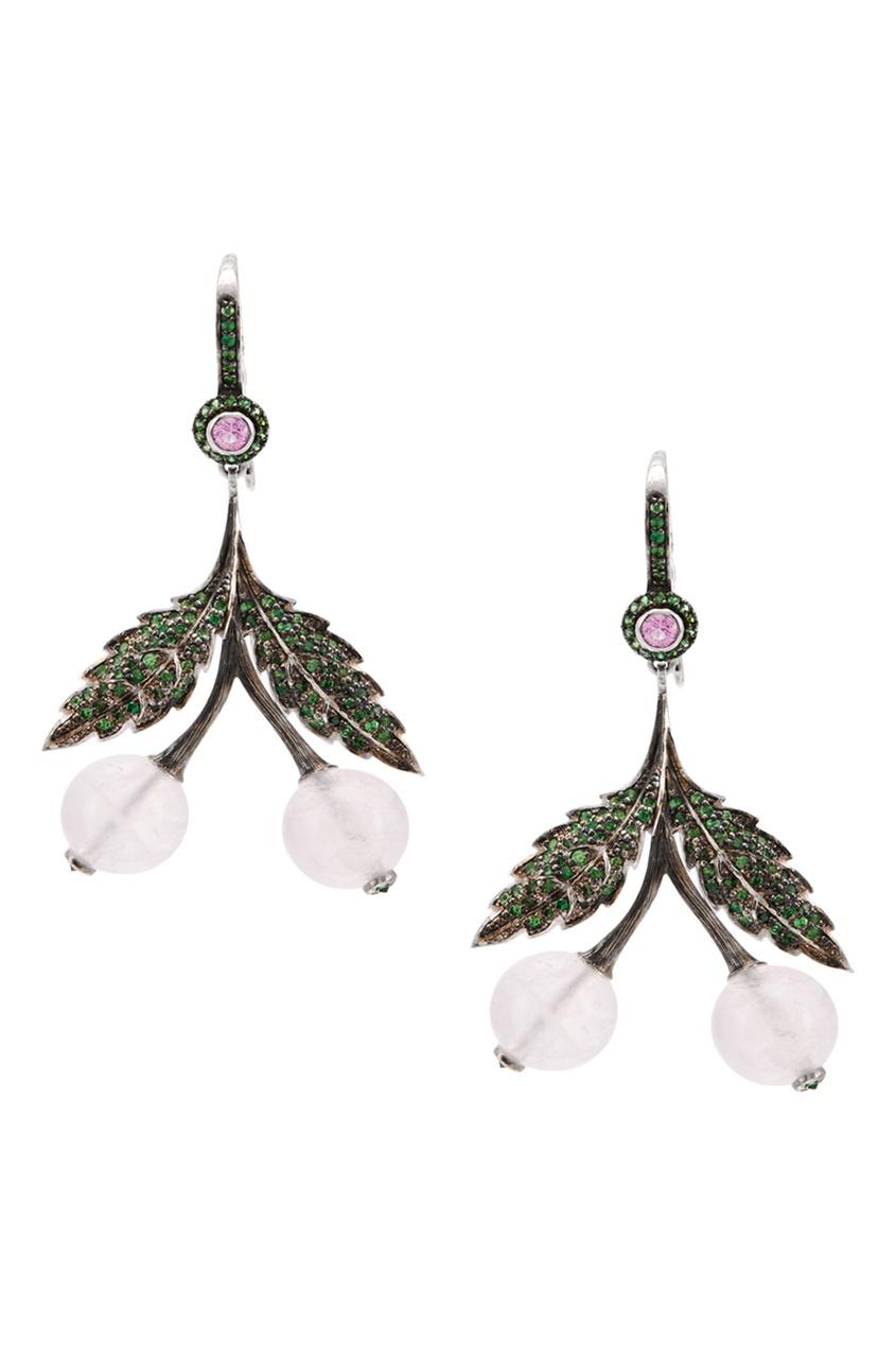 Серьги Axenoff Jewellery 15636204 от Aizel
