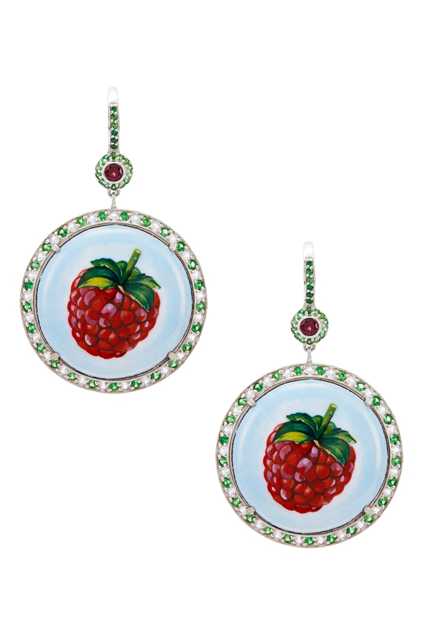 Серьги Axenoff Jewellery 15636202 от Aizel