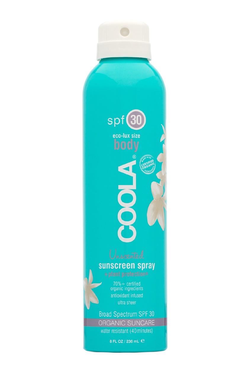 Солнцезащитный спрей для тела без запаха SPF 50, 236 ml