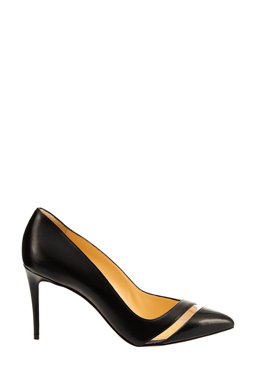 Черные туфли 17th floor 85 Christian Louboutin
