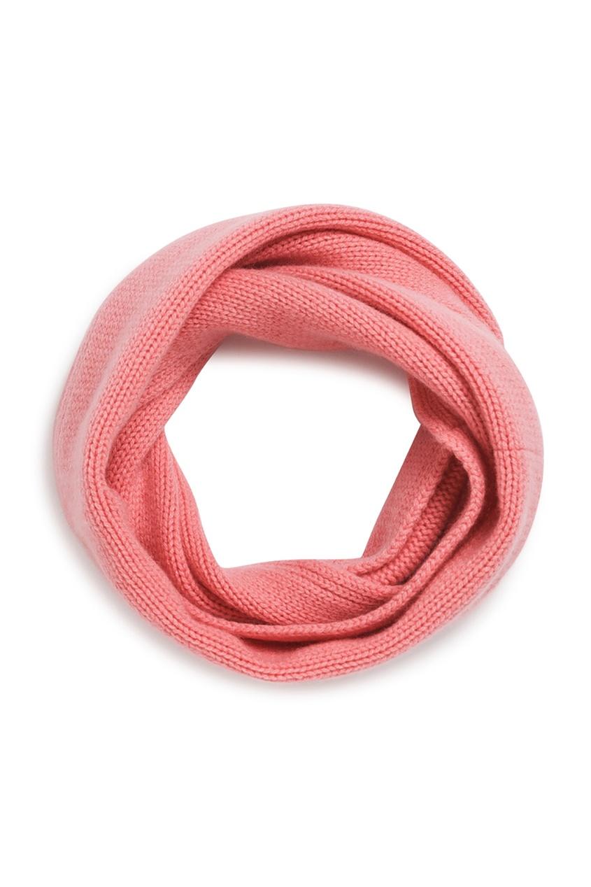 Bonpoint Снуд розовый