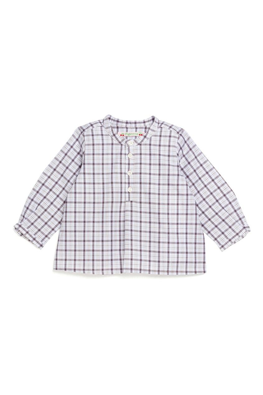 Bonpoint Хлопковая рубашка POLISSON eglo 89767