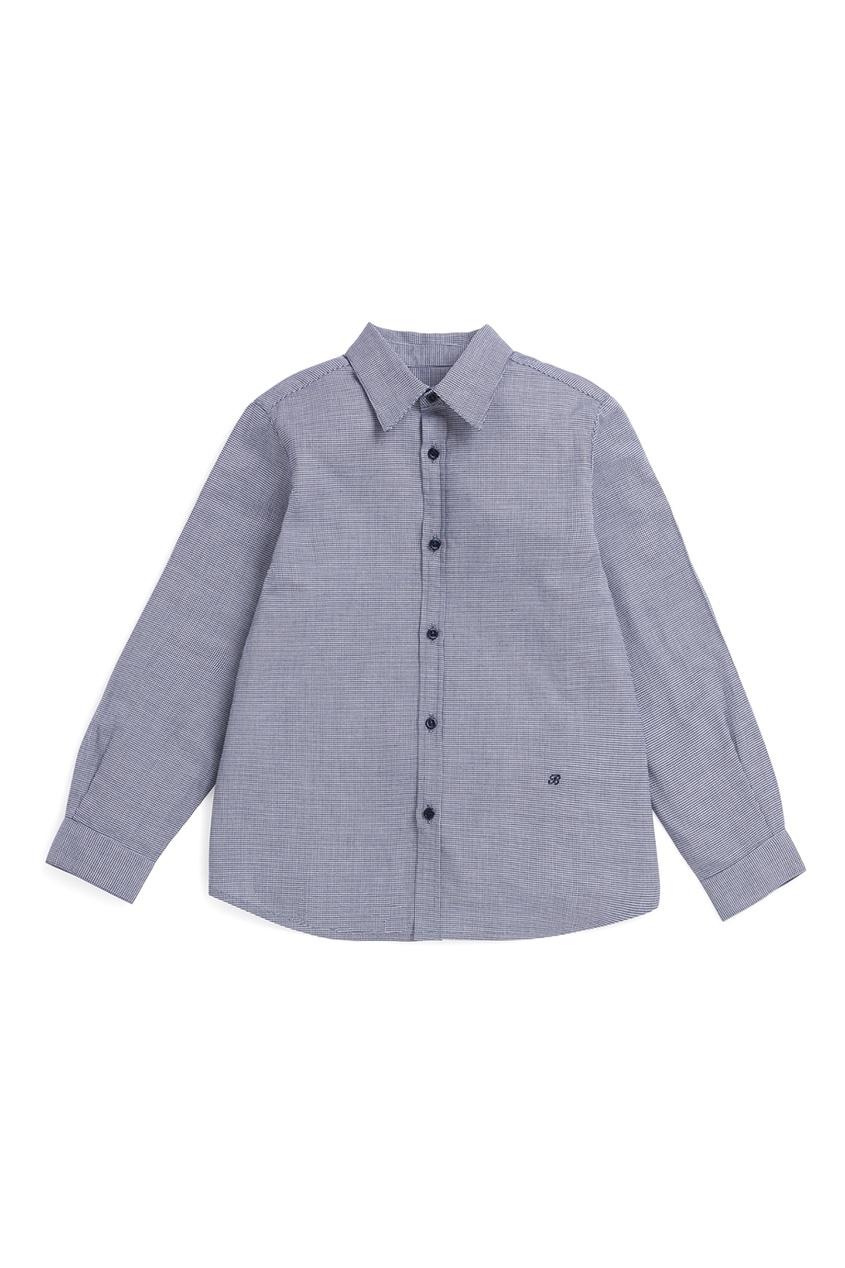 Bonpoint Рубашка голубая ACTEUR рубашка topman topman to030embbqq4