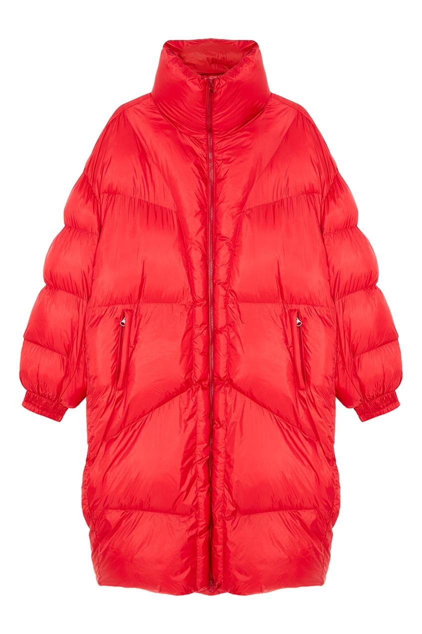 где купить Isabel Marant Etoile Стеганое красное пальто Cray по лучшей цене