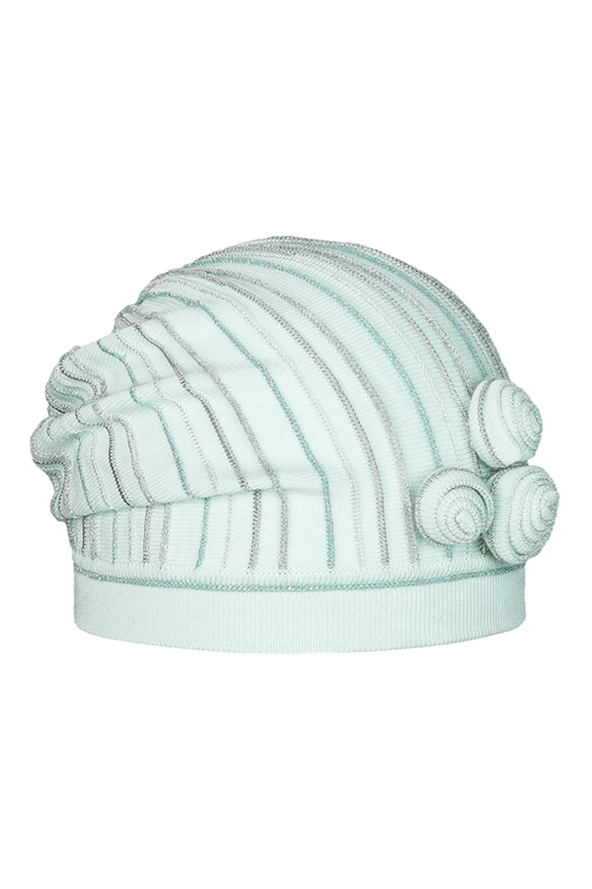 шапка jacote, зеленая