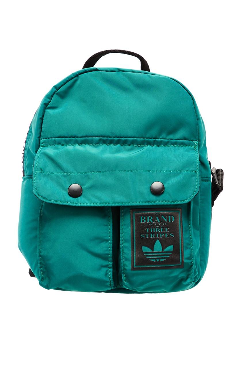 Adidas Бирюзовый рюкзак на молнии рюкзак adidas 0362