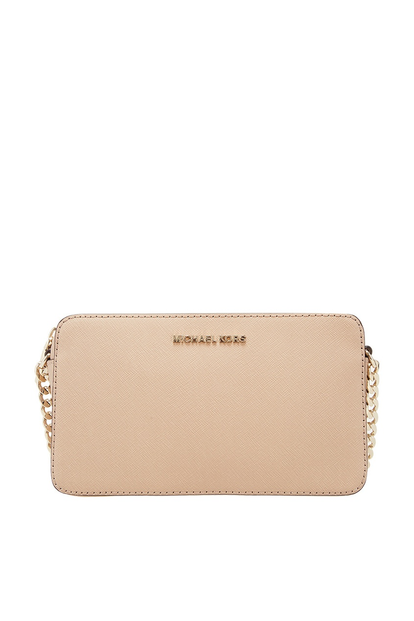 Серая сумка Crossbodies Michael Kors