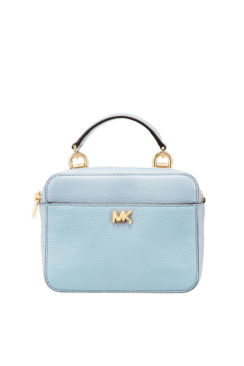 Светло-голубая сумка Crossbodies Michael Kors