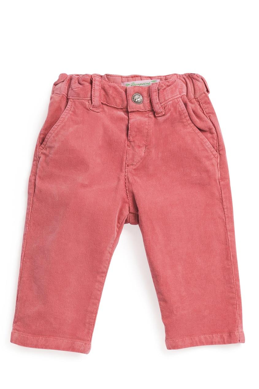 Bonpoint Джинсы розовые DECIBEL bonpoint вельветовые розовые брюки cookie