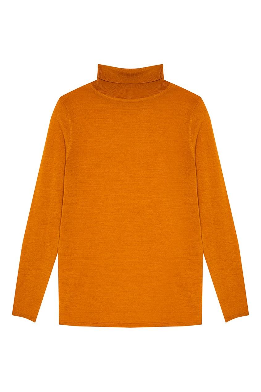 Akhmadullina DREAMS Оранжевая водолазка