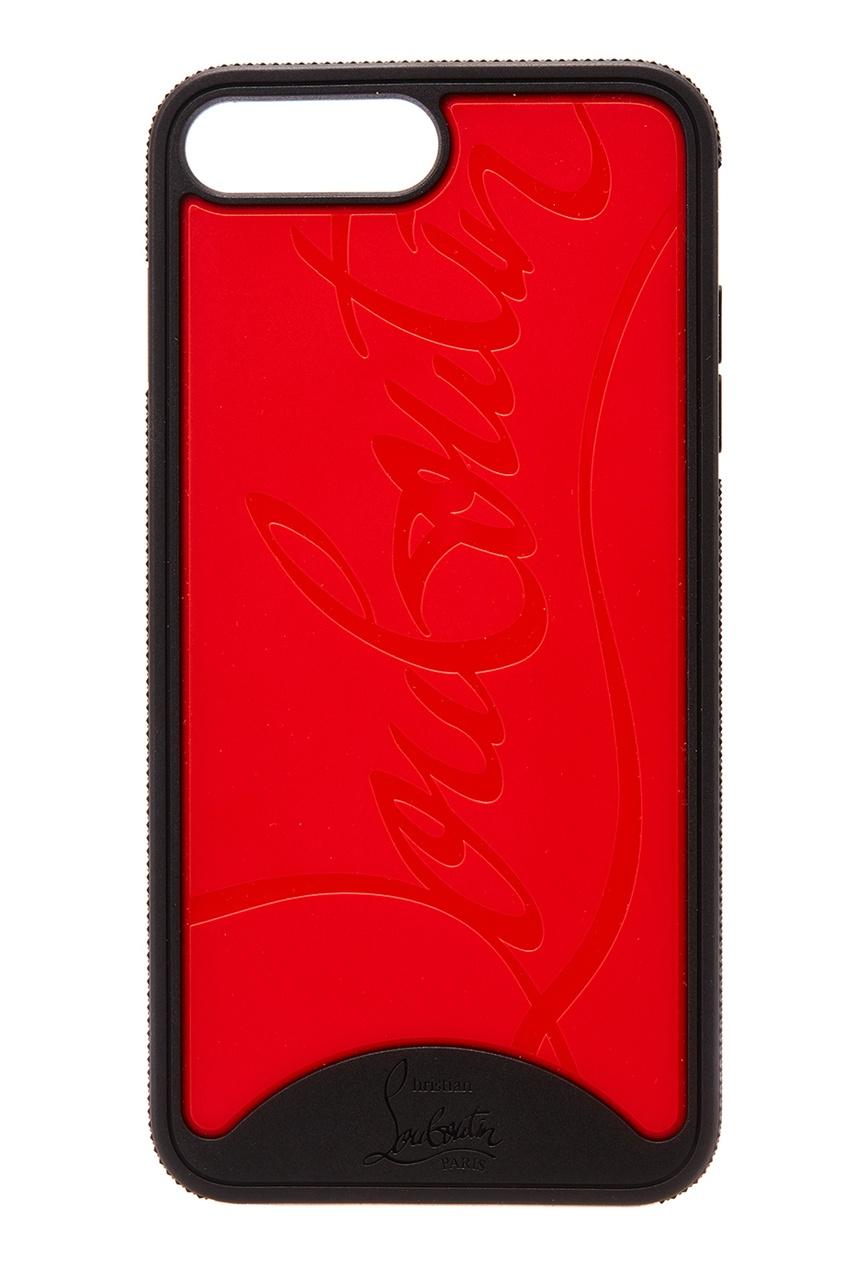 Christian Louboutin Чехол для iPhone 7 plus/8 plus чехол накладка чехол накладка iphone 6 6s 4 7 lims sgp spigen стиль 1 580075