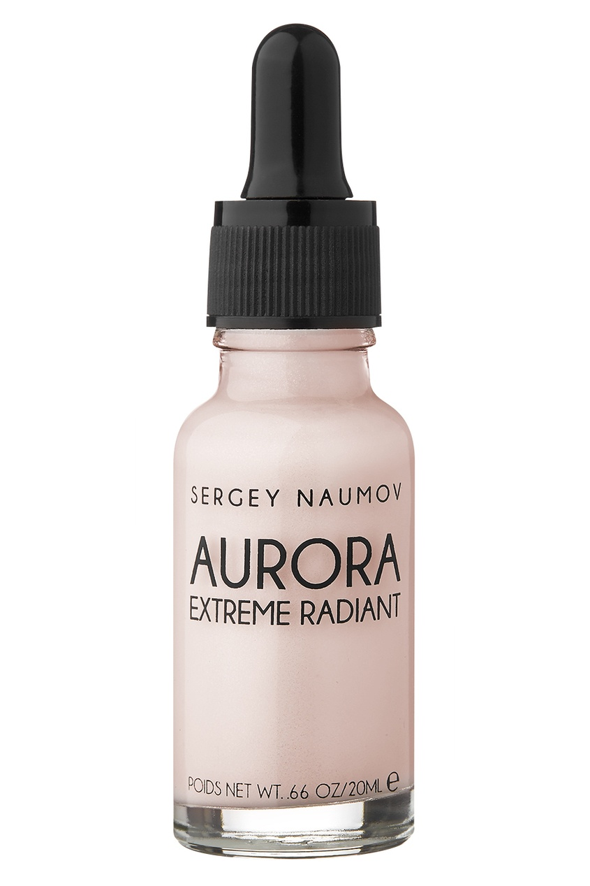 Хайлайтер Aurora Extreme Radiant Rose Nacre, 20ml