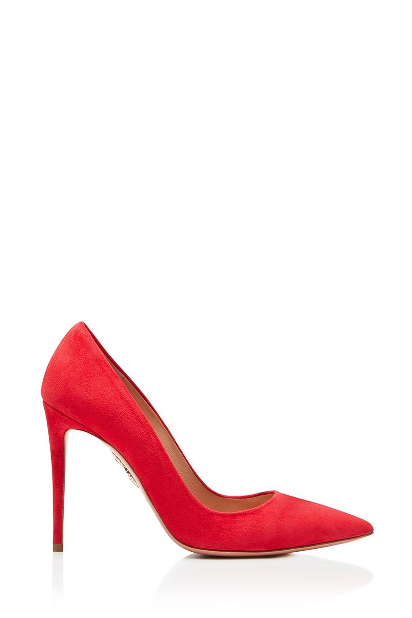 Красные туфли Simply Irresistible Pump 105 Aquazzura