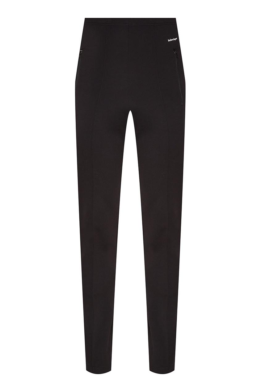 где купить Balenciaga Зауженные брюки со стрелками по лучшей цене